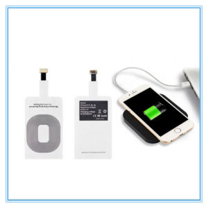 iPhone 5s Qi Wireless Charging Receiver Card Charger Module Mat pictures & photos