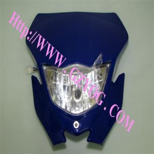 Motorcycle Head Lamp Motorcycle Head Light Assy for Honda Xtz-125 pictures & photos
