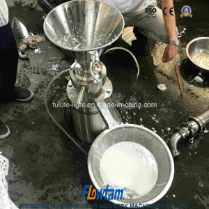 Stainless Steel Rice Paste Used Vertical Colloid Mill pictures & photos