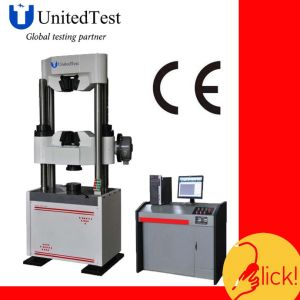 Material Testing Laboratory Equipments Utm Test Machine (WAW-600C) pictures & photos