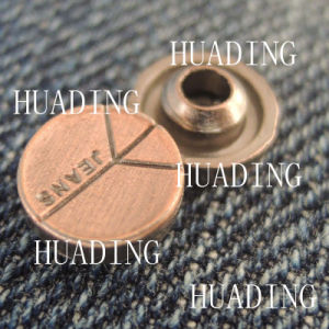 Fashion Style Jeans Rivet Button for Garment (HD1132-15) pictures & photos