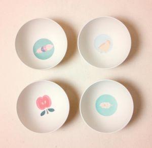 (BC-B1041) Hot-Sell Natural Bamboo Fiber Tableware Bowl pictures & photos