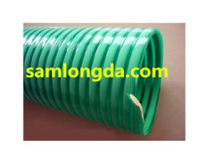 "PVC Suction Spring Hose for Pump (3/4""- 8"") pictures & photos"