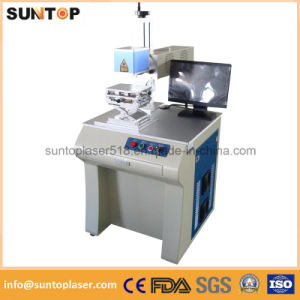 Brushed Aluminum Laser Marking/Laser Marking Machine for Brushed Aluminium pictures & photos