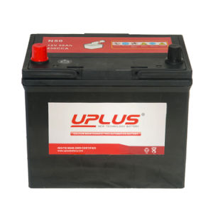 D26 N50L China Manufacture Rechargeable SLA Auto Battery Car Battery pictures & photos