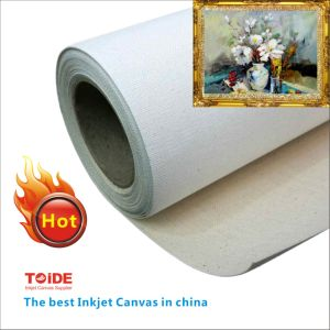 Polyester Canvas Rolls pictures & photos