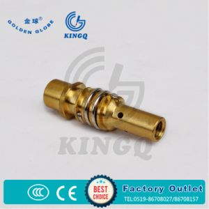 Kingq Binzel 15ak MIG Welding Torch Products with Contact Tip, Nozzle pictures & photos