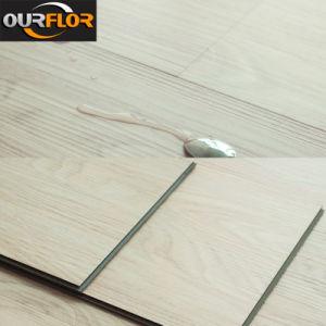 100% Waterproof PVC Click Vinyl Flooring Planks pictures & photos
