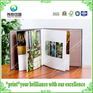 Sewing Binding Hard Cover Printing Book (for Photo Album) pictures & photos