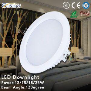 18W LED Downlight High Lumen Indoor SMD LED Downlight Square LED Downlight Retrofit