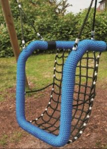 Hot Selling Kids Playground Climbing Rope Net with Fittings pictures & photos