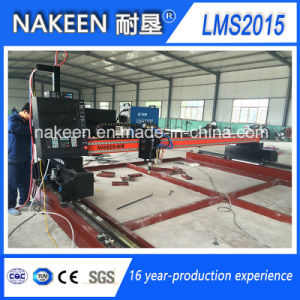 CNC Gantry Flame/ Plasma Cutting Machine Price of China pictures & photos