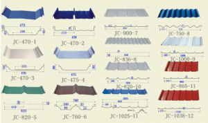 Color Coated Roofing Sheet for Building pictures & photos