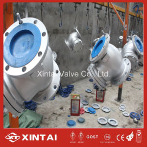 Cast Steel Flange Type Swing Check Valve