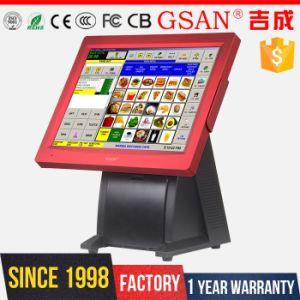 Gsan a Cash Register Two Touch POS Shop POS pictures & photos