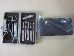 10 Sets of Stainless Steel Novelty Manicure Sets pictures & photos
