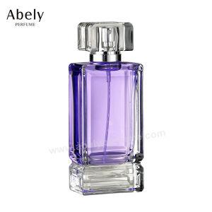 3.4FL. Oz Glory Shaped Black Colour Coating Glass Perfume Bottle pictures & photos