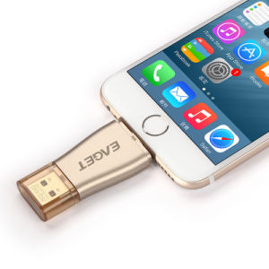 OTG USB Flash Drive Mobile Phone USB for iPhone pictures & photos