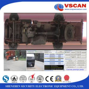 Vehicle Scanning System That Can Scan and Detect Explosives and Any Other Dangerous Devices on a Moving Vehicles pictures & photos
