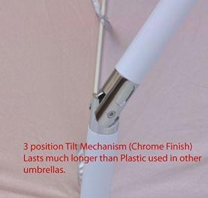 8FT Fiberglass Beach Umbrella (UPF 100+ - Heavy Duty) pictures & photos