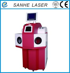 Jewelry Laser Spot Welding Machine for Silver and Gold pictures & photos