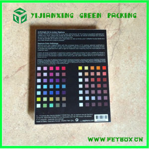 Plastic Printing Packaging Box for Cosmetic or Makeup pictures & photos