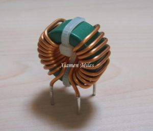Toroidal Inductor Power Choke Coil Filter pictures & photos