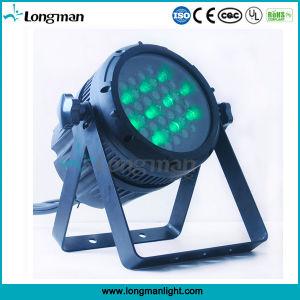 36*3W RGBW DMX512 UL LED PAR Zoom Stage Light pictures & photos