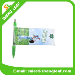 Printing Colorful Logo on The Custom Ball Pen Pens (SLF-LG050) pictures & photos