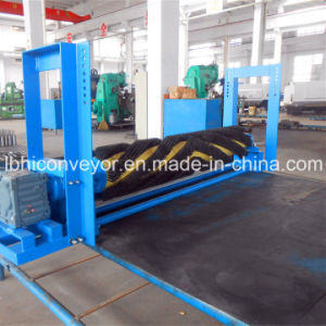 Energy-Saving Electric Brush Cleaner for Belt Conveyor pictures & photos