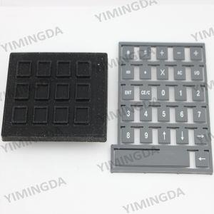 925500528 Black Keypad Auto Cutter Parts for Gerber Cutter Gt5250