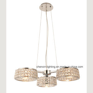 Balance Smart Three Crystal Hanging Light/Pendant Lamp pictures & photos