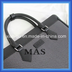High Tear Strength TPU Carbon Fiber Leather pictures & photos