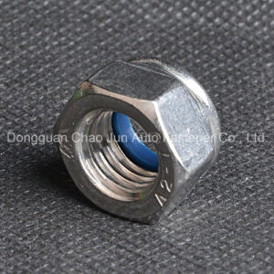 Carbon Steel Carbon Steel Nylon Lock Nuts