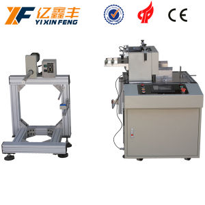 Adhesive Label Paper Medical Tape Flat Cutter Machine
