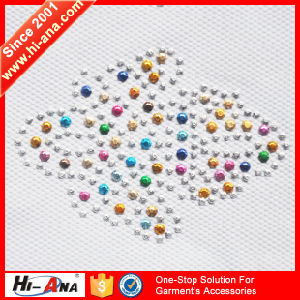 24 Hours Service Online Various Colors Custom Rhinestone Transfer pictures & photos