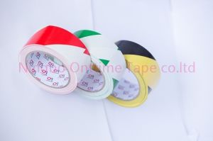 PVC Warning Marking Tape for Warning Hazardous Areas pictures & photos