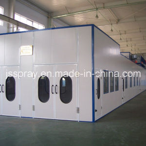 Non -Standard Large Industrial Paint Spray Booth Spl-I