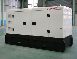 Famous Supplier Cummins 20kw/25kVA Diesel Generator Price (4B3.9-G2) (GDC25*S) pictures & photos