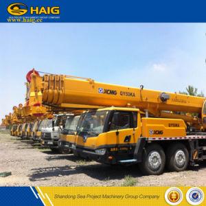 Xuzhou Qy50ka 50t Hydraulic Truck Crane