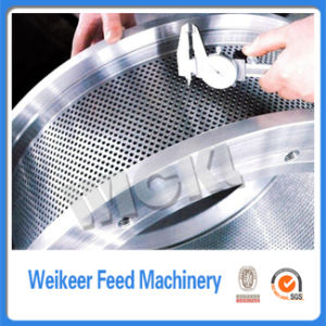 Hot Sale Animal Feeds Pellet Mill Ring Die CPP 300W Series pictures & photos