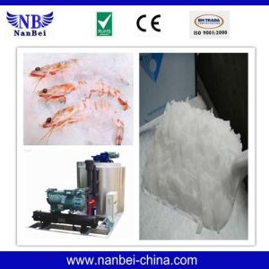 Industrial Flake Ice Maker with Good Quality pictures & photos