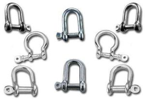 Stainless Steel Europe Type Bow Shackle with High Quality pictures & photos