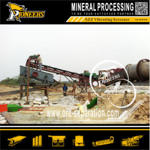Gold Mining Equipment Vibrating Ore Screen Mineral Separator pictures & photos