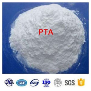 Textile material Pure terephthalic acid ( PTA ) industry grade 99.9%min pictures & photos