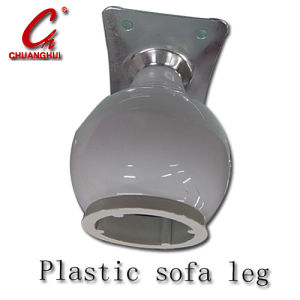 Hardware Furniture Tuble Plastic Sofa Leg pictures & photos
