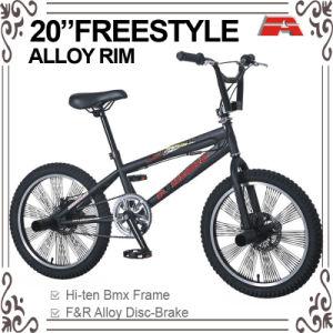 """20"""" 140PCS Spoke Disc Brake BMX Freestyle Bike (ABS-2014S) pictures & photos"""