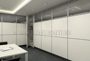 Modern Used Soundproof Office Fabric Acoustic Partition Walls (SZ-WS592) pictures & photos