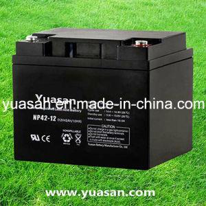 Yuasan Super 12V42ah Sealed VRLA UPS Battery with Long Life --Np42-12 (12V42AH)