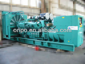Factory Price for Diesel Generator 1200kw with CE/ISO/SGS Certificate pictures & photos